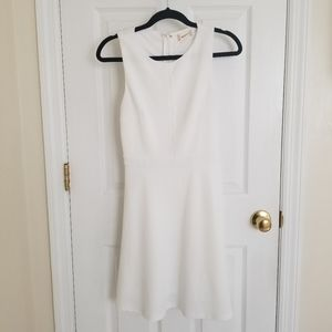 "White Dress Sleeveless ""Altar'd State"""